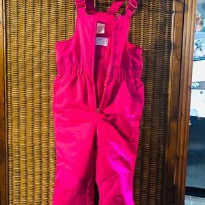Kids Winter overall pants